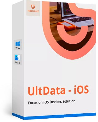 Tenorshare UltData for iOS 9.4.1.1 With Crack